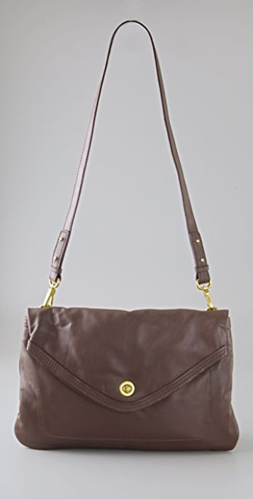 Marc by Marc Jacobs Totally Turnlock Magazine Clutch / Messenger Bag