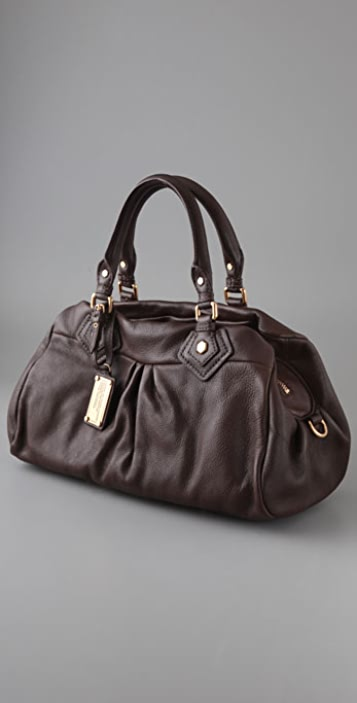 Marc by Marc Jacobs Classic Q Groovee Satchel