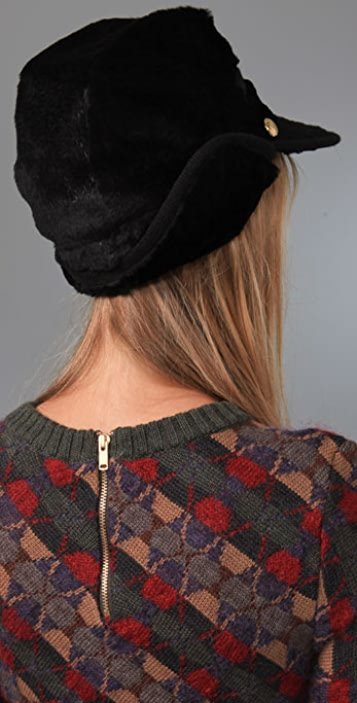 Marc by Marc Jacobs Helmo Hat