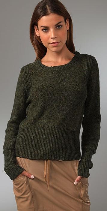 Marc by Marc Jacobs Ingrid Tweed Sweater