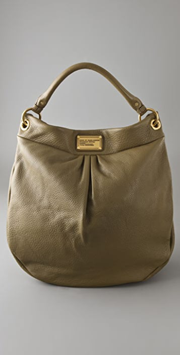 f4ac2f29dae Marc by Marc Jacobs Classic Q Huge Hillier Hobo | SHOPBOP