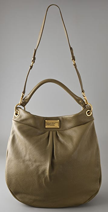 a47b949537 Marc by Marc Jacobs Classic Q Huge Hillier Hobo | SHOPBOP