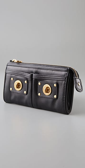 2e2dbda3794 Marc by Marc Jacobs Totally Turnlock Zip Clutch | SHOPBOP