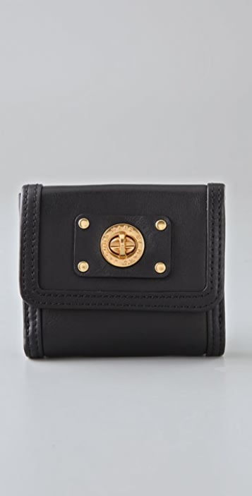 Marc by Marc Jacobs Totally Turnlock Small French Purse