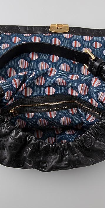 Marc by Marc Jacobs Dreamy Logo Lil G.G. Bag
