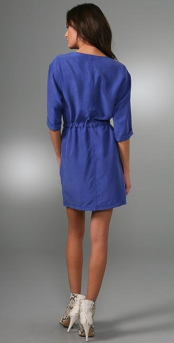Marc by Marc Jacobs Sandy Silk Dress
