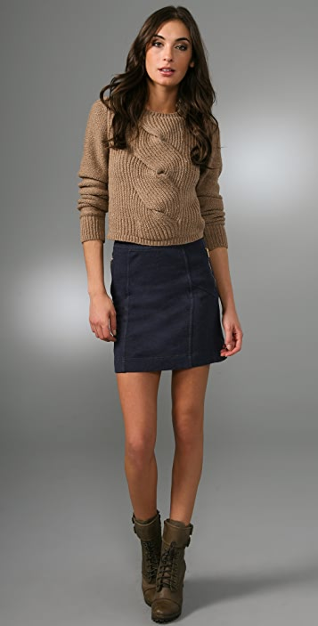 Marc by Marc Jacobs Liz Knit Skirt