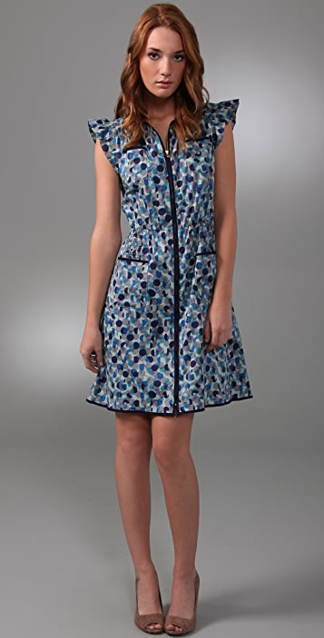 Marc by Marc Jacobs Day Dots Dress