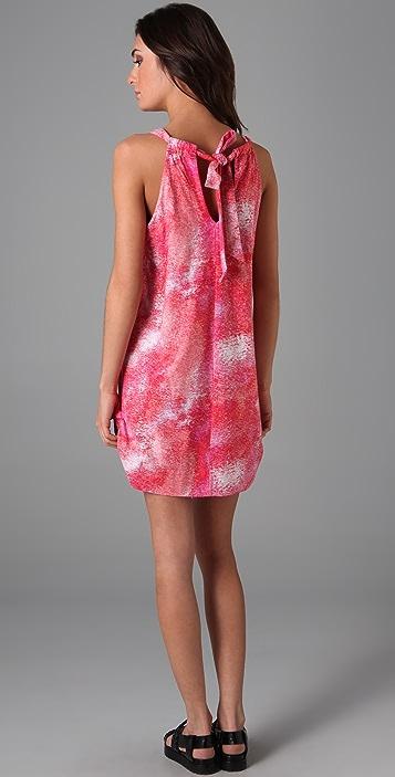 Marc by Marc Jacobs Claudette Print Jersey Dress