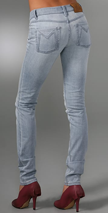 Marc by Marc Jacobs Chrissie Skinny Jeans