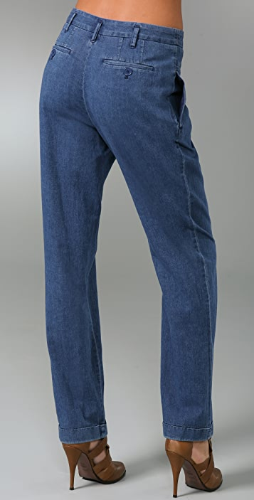 Marc by Marc Jacobs Lightweight Slouchy Jeans