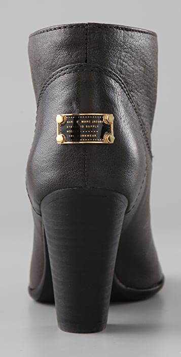 Marc by Marc Jacobs High Heel Booties