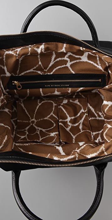 Marc by Marc Jacobs Preppy Leather Pearl Satchel