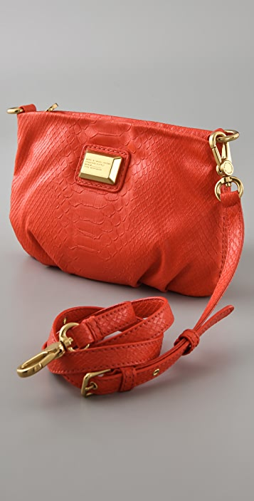 Marc by Marc Jacobs Sneaky Snake Percy Messenger