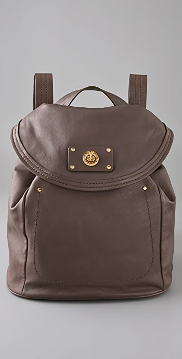Marc by Marc Jacobs Totally Turnover Backpack / Messenger Bag