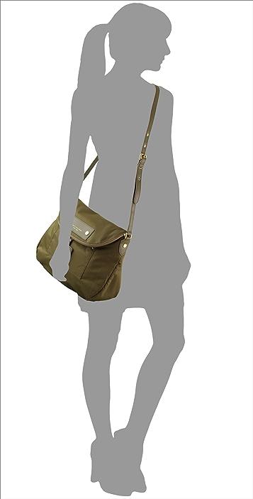 Marc by Marc Jacobs Preppy Nylon Sasha Messenger Bag