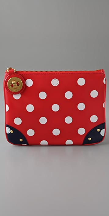Marc by Marc Jacobs Yo Yo Dot Large Pouch