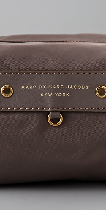 Marc by Marc Jacobs Preppy Nylon Small Cosmetic Case