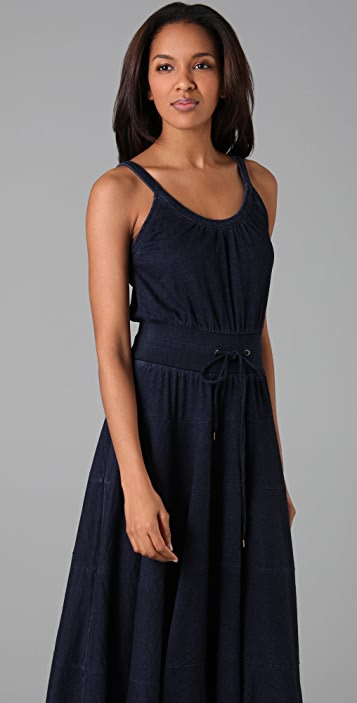 Marc by Marc Jacobs Indigo Knit Dress