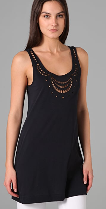 Marc by Marc Jacobs Edie Eyelet Tunic