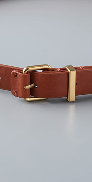 Marc by Marc Jacobs Thin Tab Belt