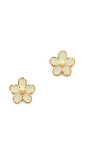 d6dab336110 Marc by Marc Jacobs Daisy Stud Earrings ...