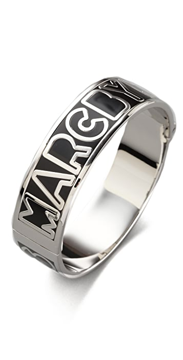 Marc by Marc Jacobs Classic Marc Hinge Bangle