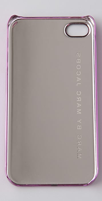 Marc by Marc Jacobs Solid Shiny iPhone 4 Cover