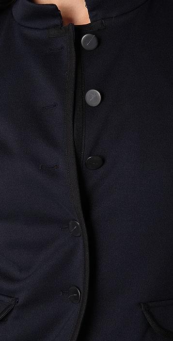 Marc by Marc Jacobs Obsidian Knit Jacket