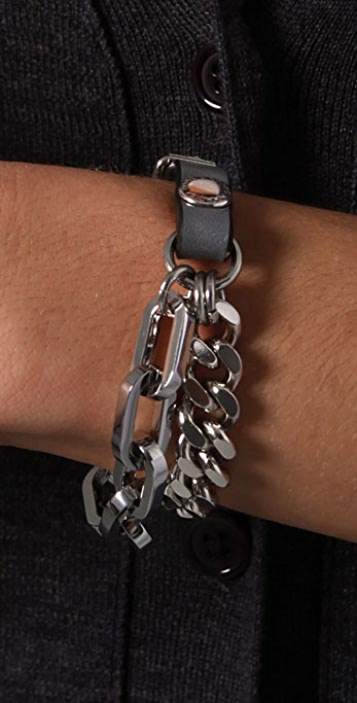 Marc by Marc Jacobs Upper Crusty Ruth Bracelet