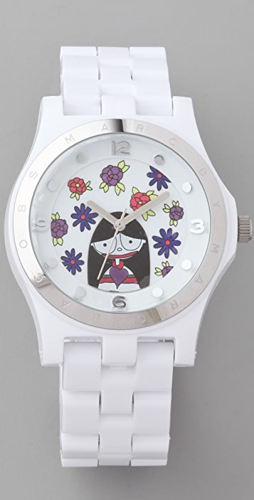 Marc by Marc Jacobs Miss Marc Henry Watch