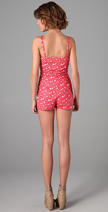 Marc by Marc Jacobs Button Front Romper