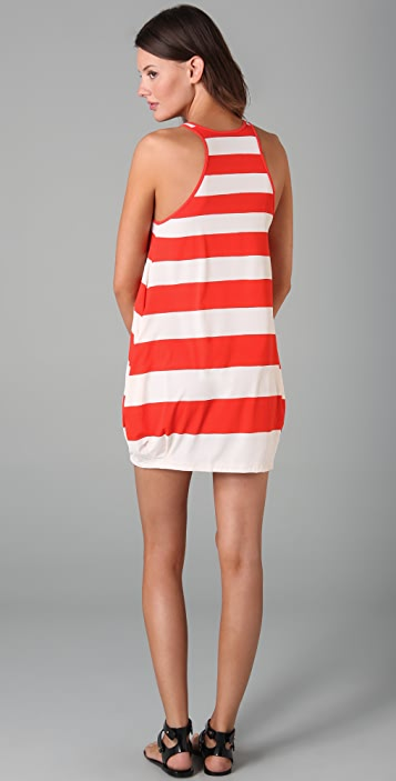 Marc by Marc Jacobs Racer Back Cover Up Dress