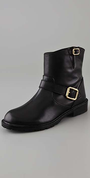 Marc by Marc Jacobs Low Engineer Booties