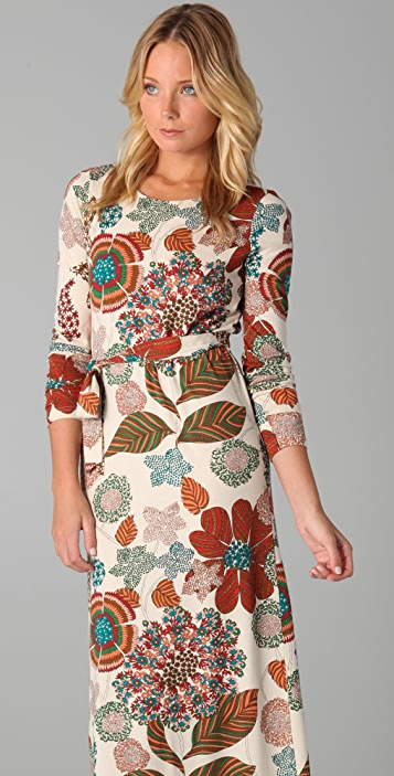 Marc by Marc Jacobs Posy Print Jersey Dress