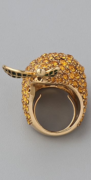 Marc by Marc Jacobs 10th Anniversary Pear Ring