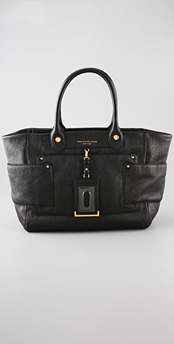 Marc by Marc Jacobs Preppy Leather Hayley Tote