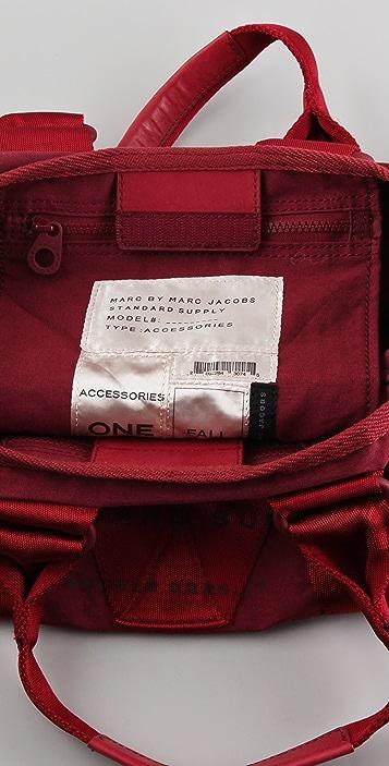 0d11e5ba7d308 Marc by Marc Jacobs M Standard Supply Small Cargo Satchel | SHOPBOP
