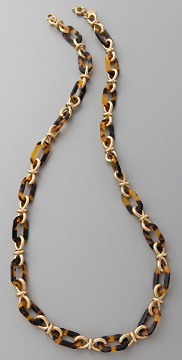 Marc by Marc Jacobs Small Infinity Necklace