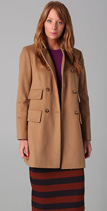 Marc by Marc Jacobs Jackie Cashmere Coat