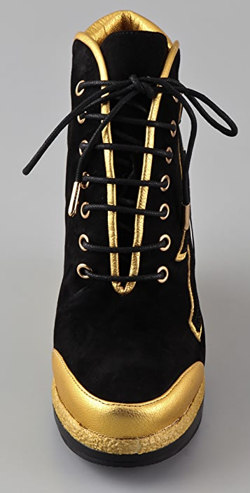 Marc by Marc Jacobs Wedge Sneaker with Impala
