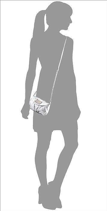 Marc by Marc Jacobs Classic Q Metallic Karlie Bag