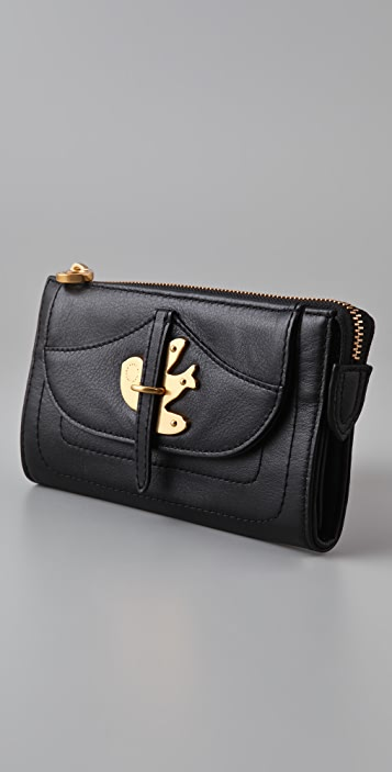 Marc by Marc Jacobs Petal to the Metal Zip Wallet