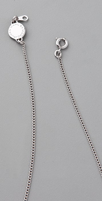 Marc by Marc Jacobs Mini Charm Tiny Star Pendant Necklace