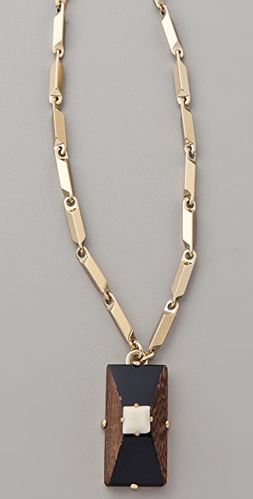 Marc by Marc Jacobs Bonkers Long Pendant Necklace