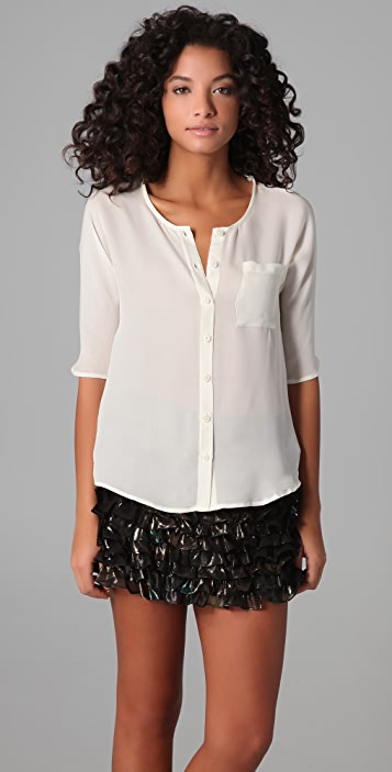 Marc by Marc Jacobs Marina Blouse
