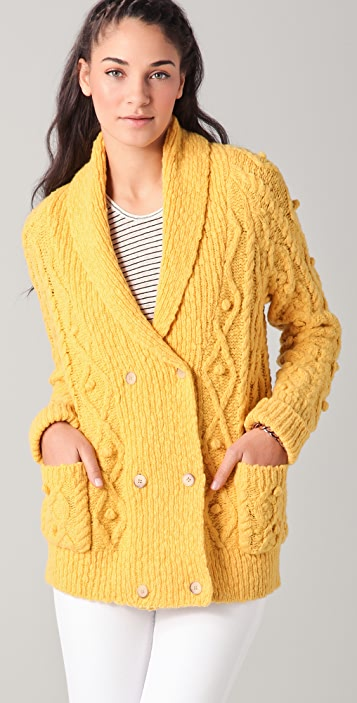 Marc by Marc Jacobs Beth Cardigan Sweater