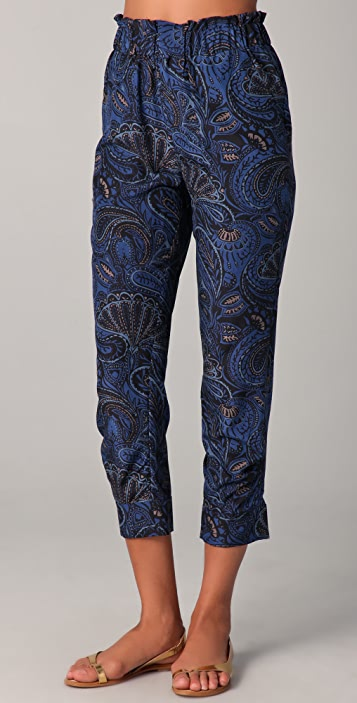 Marc by Marc Jacobs Mona Paisley Pants