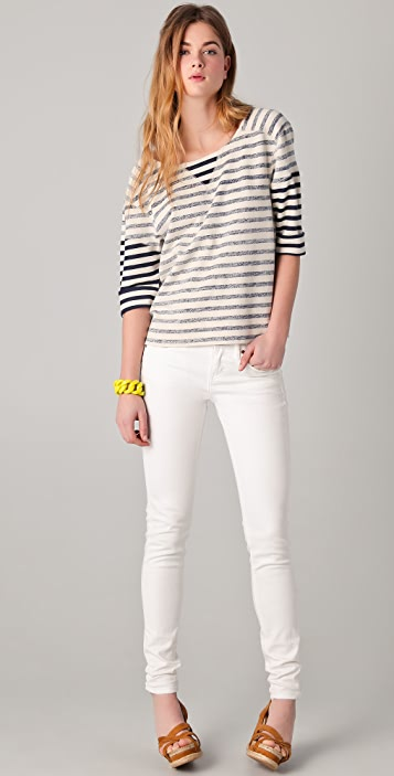 Marc by Marc Jacobs Juniper Striped Shirt