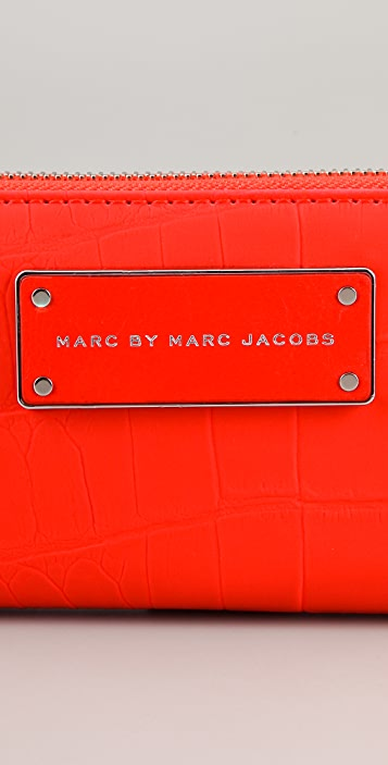 Marc by Marc Jacobs Take Me Slim Zip Wallet
